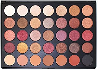 Morphe 35 Colour Frost Eye Shadow Palette, 35F