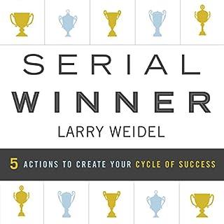 Serial Winner audiobook cover art