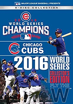 Major League Baseball Presents 2016 World Series  Chicago Cubs