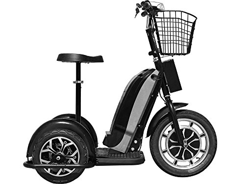 Our #7 Pick is the MotoTec Electric Trike