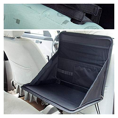Car Backseat Organizer Car Computer Desk Bracket Foldable Laptop Desk Car Back Seat Table Laptop Holder Food Desk Tray Storage Bag Car Styling Universal