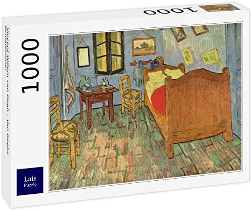 Lais Puzzle Vincent Willem Van Gogh - La Camera da Letto di Van Gogh 1000 Pezzi