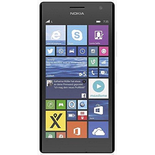 Nokia Lumia 735 8GB 4G Gris - Smartphone (11,94 cm (4.7