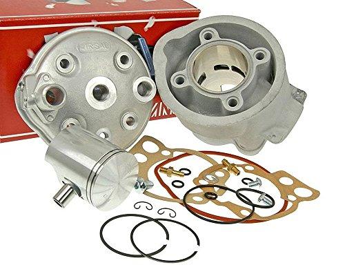 zylinderkit AIRSAL Sport 70/CC in alluminio per Derbi Senda