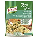 Knorr Rice Sides for a Delicious Easy Meal Cheddar Broccoli No Artificial Flavors 5.7 oz