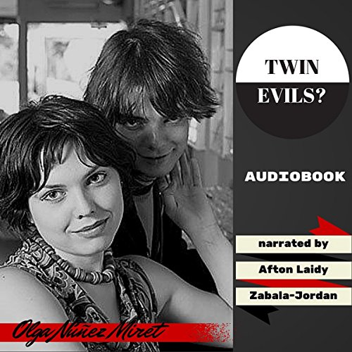 Twin Evils? audiobook cover art