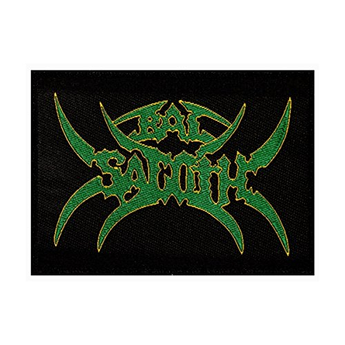 Bal-Sagoth - Parche metal coser logotipo banda CD