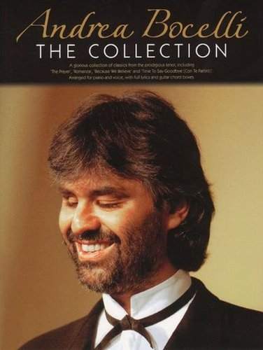 Andrea Bocelli the collection P/V/G