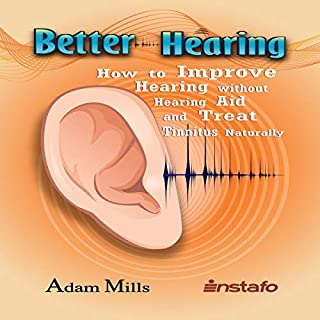 Better Hearing audiobook cover art