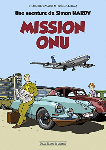 Simon Hardy T1: Mission ONU