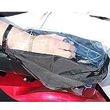 Cubierta de panel de control para silla de ruedas eléctrica, impermeable, funda para silla de ruedas, funda para palanca de cambios para silla de ruedas, protección impermeable para caja de control