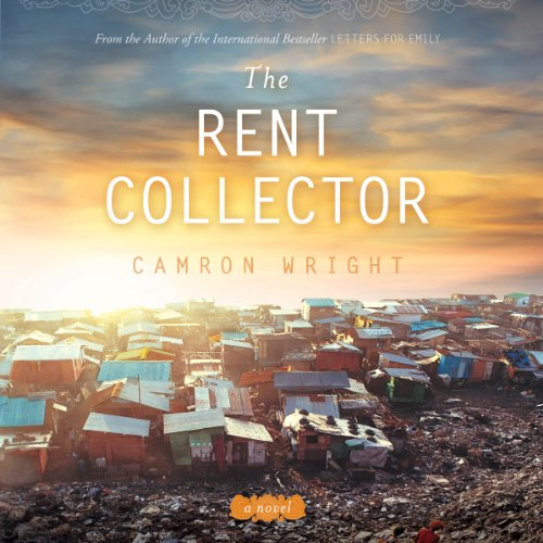 The Rent Collector audiobook cover art