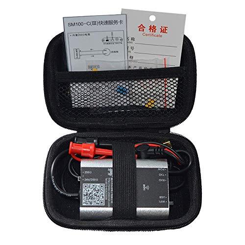 HYLH Integratives USB-Hart-Modem, SM100-C USB-zu-Hart-Protokollmodem Hart-Sender-HART-Konverter, kompatibel mit jedem HART-Protokollgerät (WiFi-Version)
