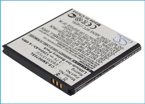 Batería recargable 1200 mAh para Samsung GT-i9070, Galaxy S Advance, EB535151VUBSTD, EB535151VU, GT-I659
