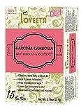 24 Pack Of Loveeta Wellness Garcinia Cambogia Tea Raspberry & Hibiscus - 15 Tea Bags (Gmo Free, Gluten Free, Dairy Free, Sugar Free And 100% Natural)