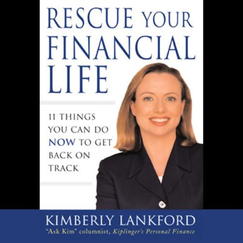 Rescue Your Financial Life audiobook cover art
