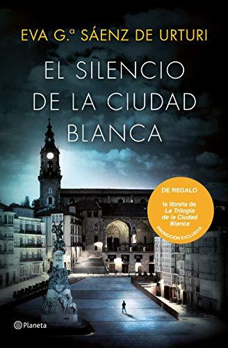 Pack TC El silencio de la ciudad blanca: Trilogia de la Ciudad Blanca 1: 5...