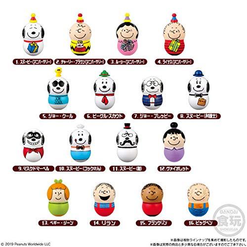 クーナッツ スヌーピー3 14個入りBOX (食玩)