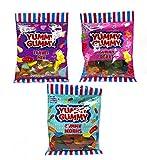 Yummy Gummy Travel Gummies Gummy Bears Gummy...