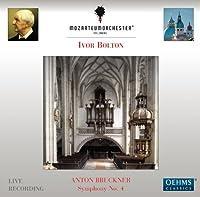 ブルックナー:交響曲 第4番 変ホ長調(ノーヴァク版)