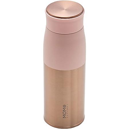 MOMO CONCEPT(モモコンセプト)水筒 真空断熱 軽量 ルピナスタンブラーRG 400ml ピンクムース 01002-29043