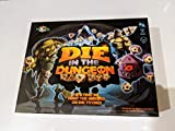 DIE in The Dungeon! A Solo Game of DIE-namic Dungeon Crawling, Where You are The Dungeon Monster!