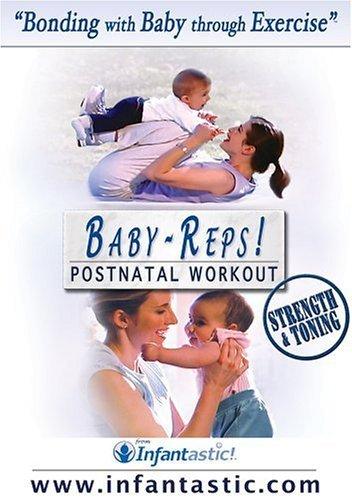 Infantastic BABY-REPS! Strength & Toning Postnatal Workout by Host & Instructor Rachel Van Castle