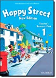 Happy Street 1 new edition Teacher's Resource Pack - Oxford University Press - 02/07/2009