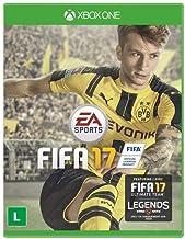 Jogo Fifa 17 - Xbox One Mídia Física Usado