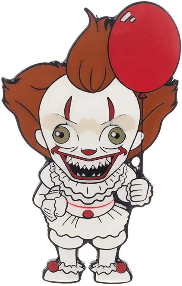 It Pennywise Lapel Pin