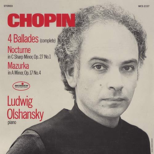 Chopin, F.: Ballade in F Minor, Op. 52