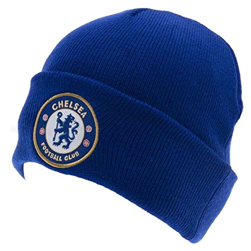 Chelsea F.C. Knitted Hat TU Royal