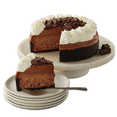Harry & David The Cheesecake Factory Chocolate Mousse Cheesecake (7...