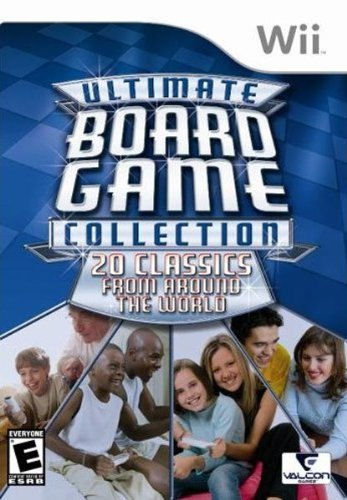 Ultimate Board Game Collection [Import spagnolo]