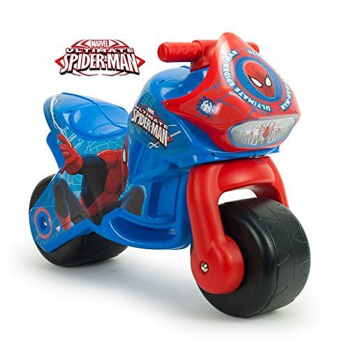 INJUSA – Porteur Twin Dessert Spiderman Licencié avec une Décoration Permanente et Imperméable...