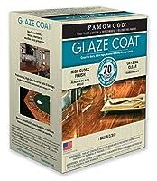 FamoWood 5050110 Glaze Coat Kit - Gallon Clear 【Creative Arts】 [並行輸入品]