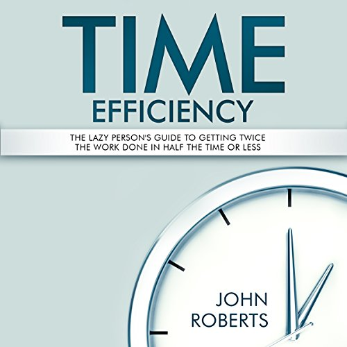 Time Efficiency cover art