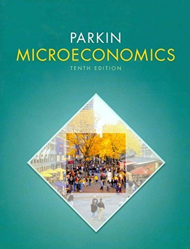 Download Microeconomics with Study Guide (10th Edition) (Pearson Series in Economics) 0132768488