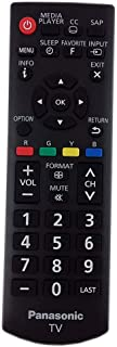 Best New Factory Original Panasonic N2QAYB000820 Viera TV Remote Control/Compatible Edition for Many Panasonic Remote Controls Review