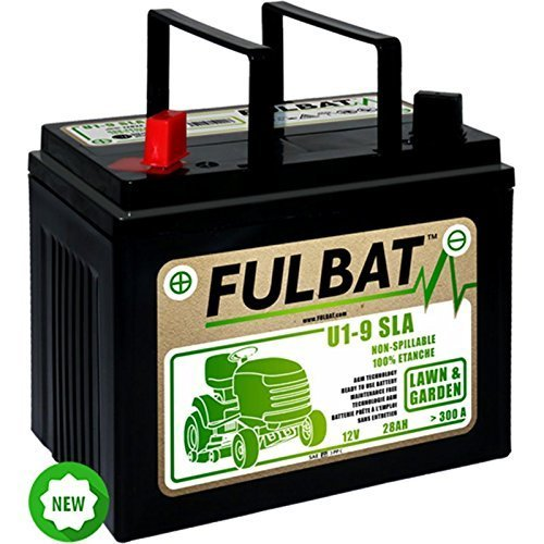 bon comparatif Batterie tondeuse 12V 28Ah + gauche un avis de 2021