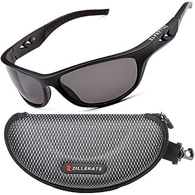 ZILLERATE Polarisierte Sonnenbrille für