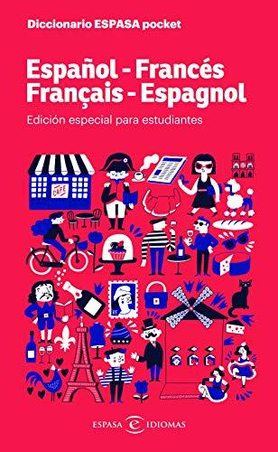 Diccionario ESPASA pocket. Español - Francés. Français - Espagnol: Esdición especial para estudiantes (IDIOMAS)