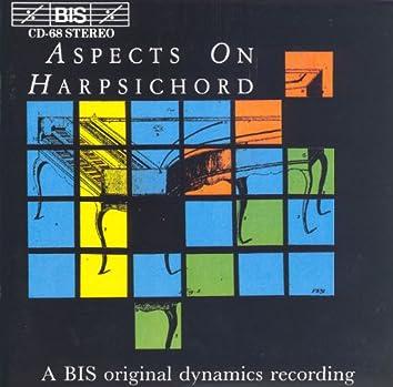 Rameau / Frescobaldi / Norgard / Bergman: Aspects On Harpsichord