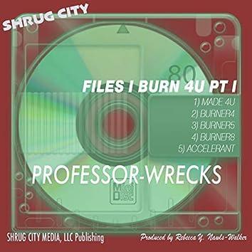 Files I Burn 4u