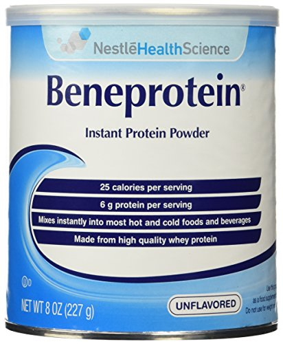 Resource Beneprotein Powder 8oz Can by Nestle Nutritional