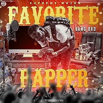 Favorite Rapper