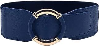 ALAIX Women's Belt Dress Belts for women Stretchy Coat Belt Elegant Ladies Elastic Wide Waist Belt حزام نسائي بسط