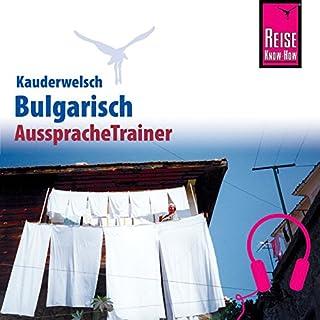 Bulgarisch (Reise Know-How Kauderwelsch AusspracheTrainer) Titelbild