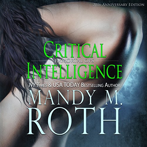 Critical Intelligence: 2016 Anniversary Edition audiobook cover art