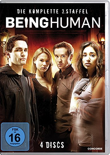 Being Human - Die komplette 3. Staffel [4 DVDs]
